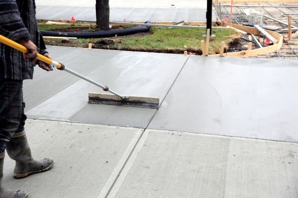 stamped concrete Canton
